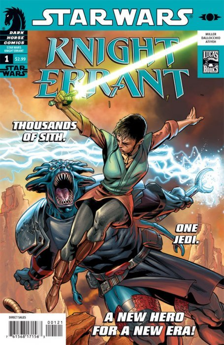 Image result for knight errant comic aflame