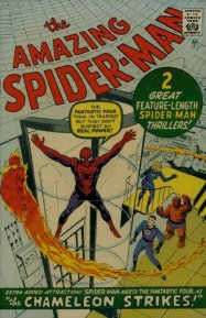 Image result for amazing spider man 1 comic