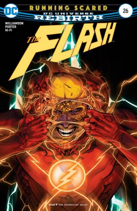 Resultado de imagen para flash #26 rebirth