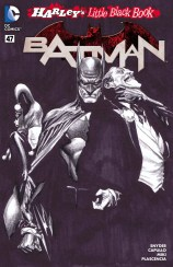 BATMAN #47 – Alex Ross Ink
