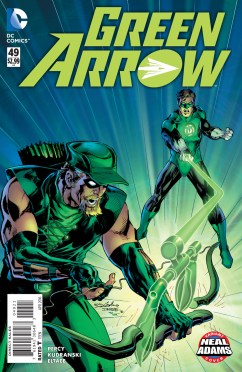 Green Arrow 49 Neal Adams