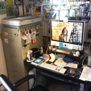 Ordway studio computer