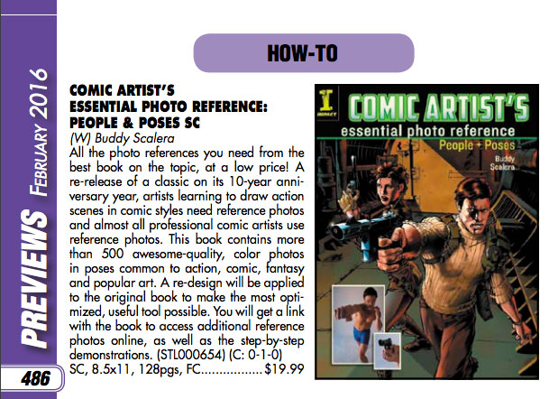 Ask your local retailer to order a copy from you through Diamond Comics Distribution.