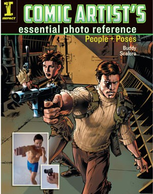Comic Artist's Essential Photo Reference: People & Poses