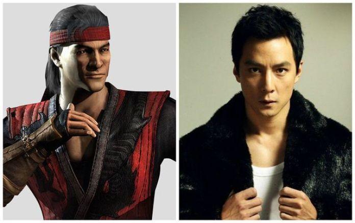 2. Liu Kang - Daniel Wu