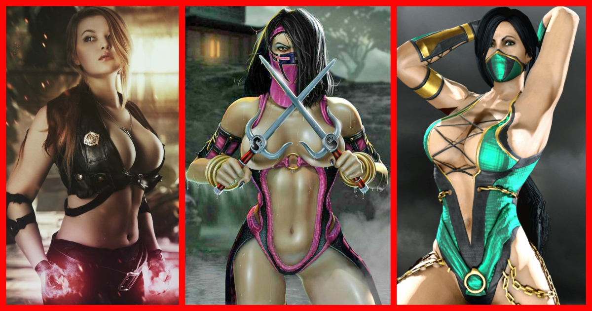 Top 10 Sexiest Mortal Kombat Girls - The XO Factor