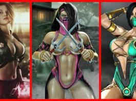 Mortal Kombat female