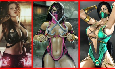 Mortal Kombat female