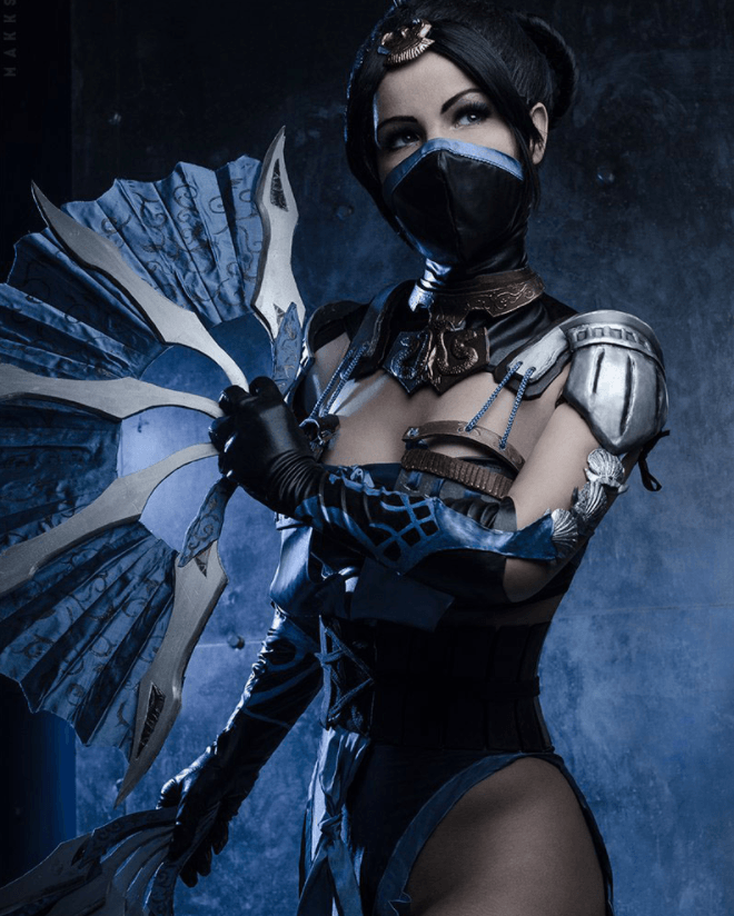 10 Best Female Characters From Mortal Kombat Movies Games Cbg