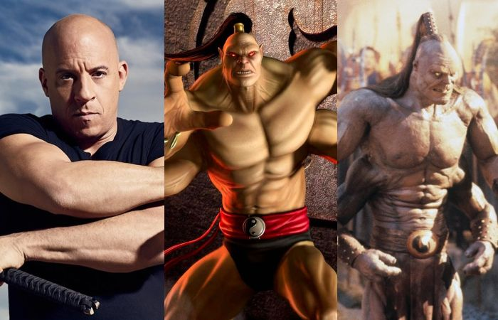 Mortal Kombat movie Goro Vin Diesel | CBG