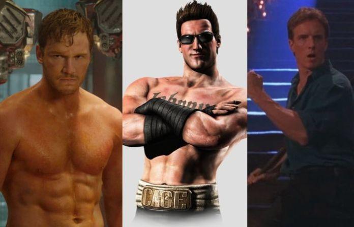 Chris Pratt As Jonny Cage - Mortal Kombat Movie