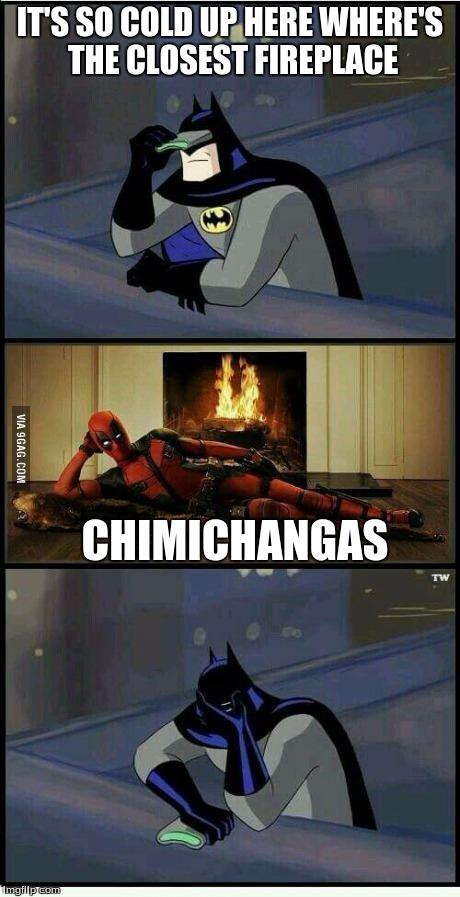 Deadpool-Batman-Memes