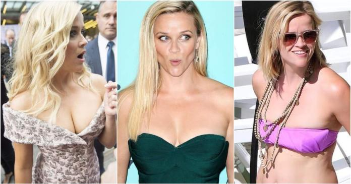 58 Reese Witherspoon Sexy Pictures Prove She Is A True Goddess
