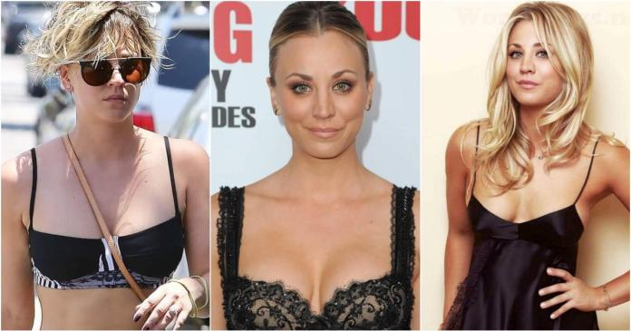 59 Kaley Cuoco Sexy Pictures Are Pure Bliss