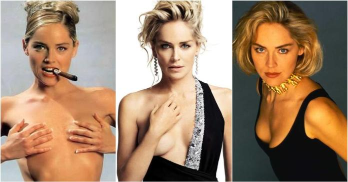 61 Sharon Stone Sexy Pictures Will Take Your Breathe Away