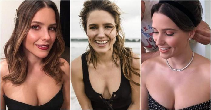 62 Sophia Bush Sexy Pictures Are Just Too Damn Beautiful