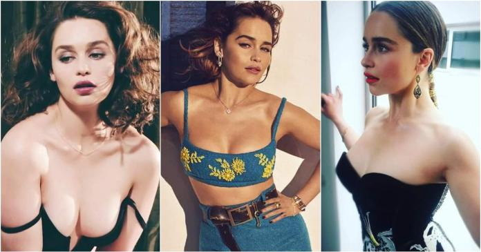 63 Emilia Clarke Sexy Pictures Prove She Is A Goddess On Earth