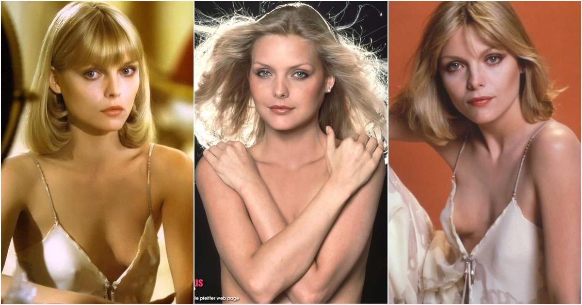 Hot michelle pfeiffer Michelle Pfeiffer