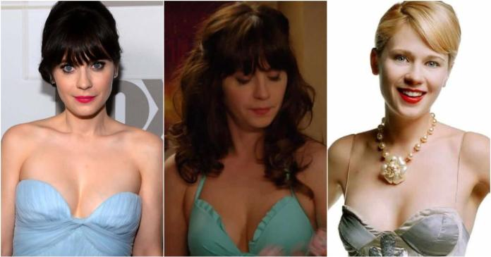 63 Zooey Deschanel Sexy Pictures Will Hypnotise You With Her Beauty