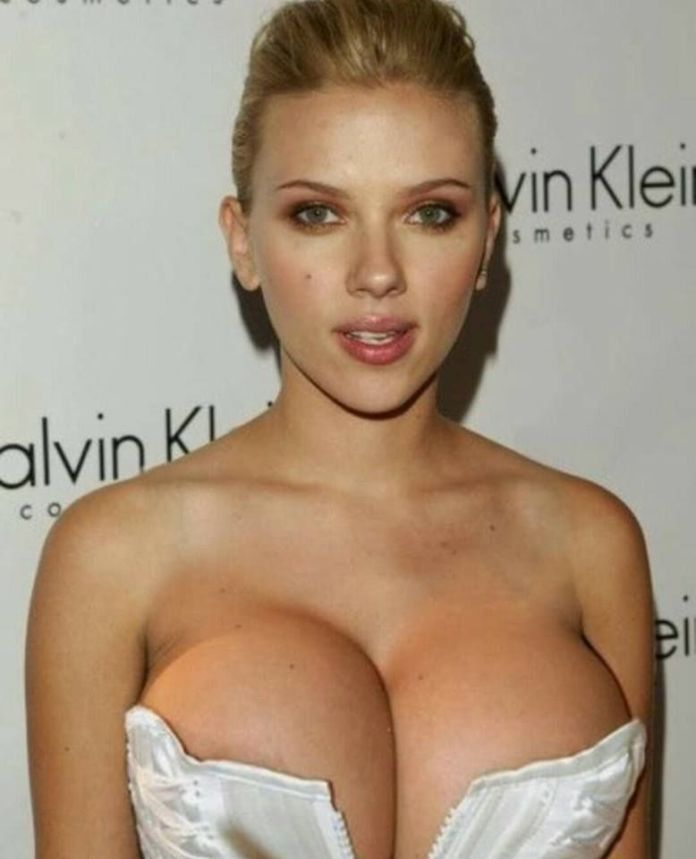Scarlett Johansson Sexy Pictures Prove She Is An Epitome Of
