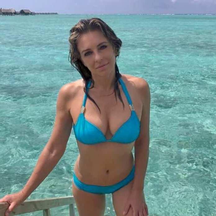 elizabeth hurley hot