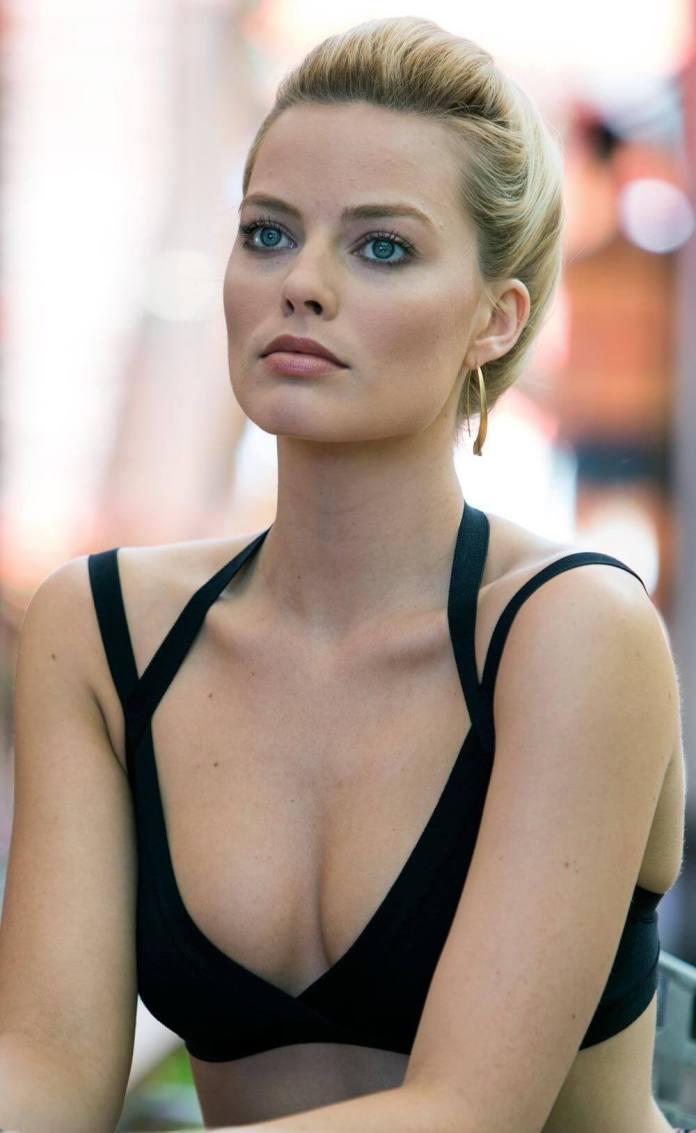 63 Margot Robbie Sexy Pictures Focus On Her Hypnotising Rear  CBG