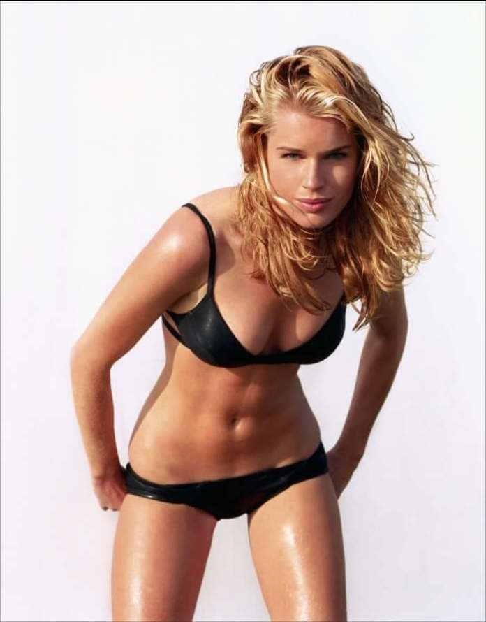 rebecca romijn bikini