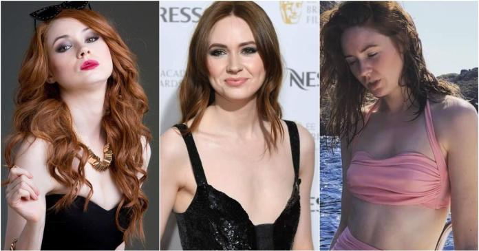 58 Karen Gillan Sexy Pictures Prove She Is An Angel In Human Form