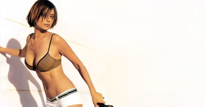 62 Catherine Bell Sexy Pictures Will Literally Hypnotise With Her Physique