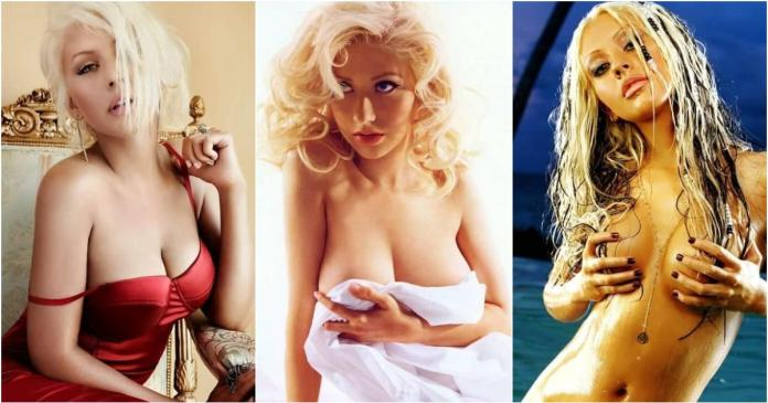 62 Christina Aguilera Sexy Pictures Are Filled Hotness