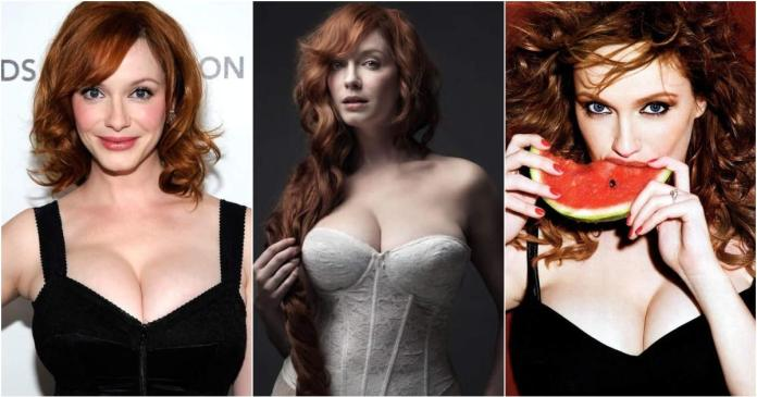 62 Christina Hendricks Sexy Pictures Will Get You Hot Under Your Collars