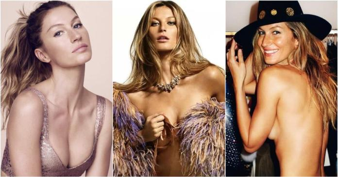 62 Gisele Bundchen Sexy Pictures Are Filled Hotness