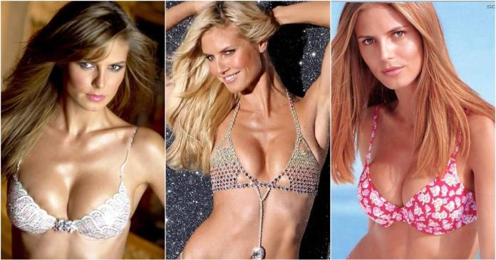 62 Heidi Klum Sexy Pictures Will Literally Hypnotise With Her Physique