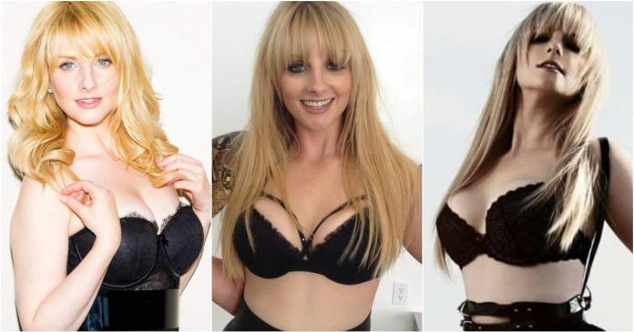 62 Melissa Rauch Sexy Pictures Will Hypnotise You With Her Beauty