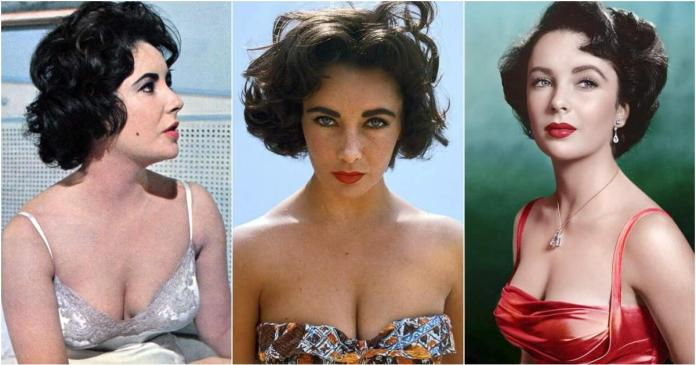 63 Elizabeth Taylor Sexy Pictures Show Her God-Like Beauty