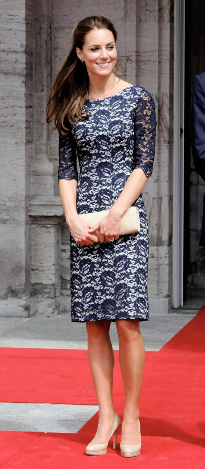 Catherine, Duchess of Cambridge feet