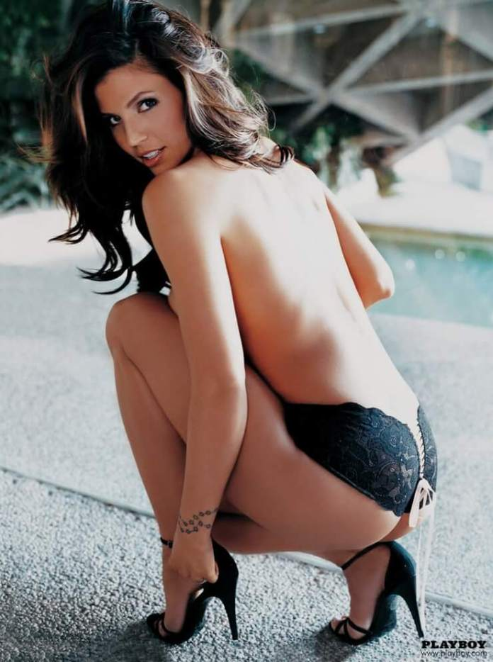 charisma carpenter butt