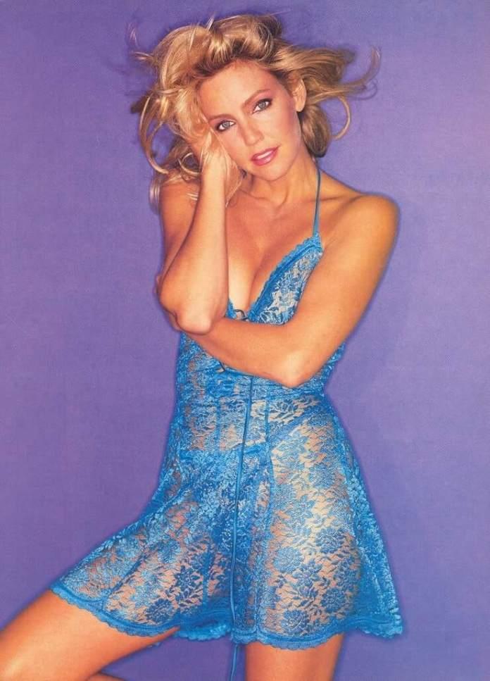 Heather Locklear : le sex symbol des années 1980 na