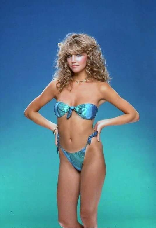 heather locklear bikini