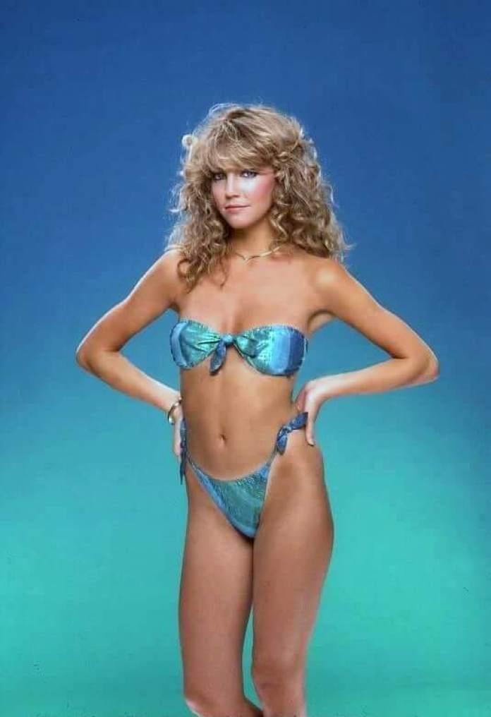 heather locklear bikini
