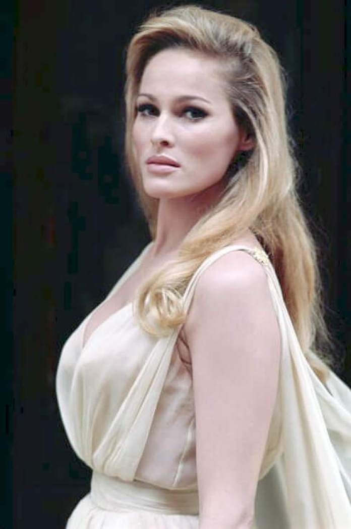 62 Ursula Andress Sexy Pictures Will Make You Want To Marry Her | CBG