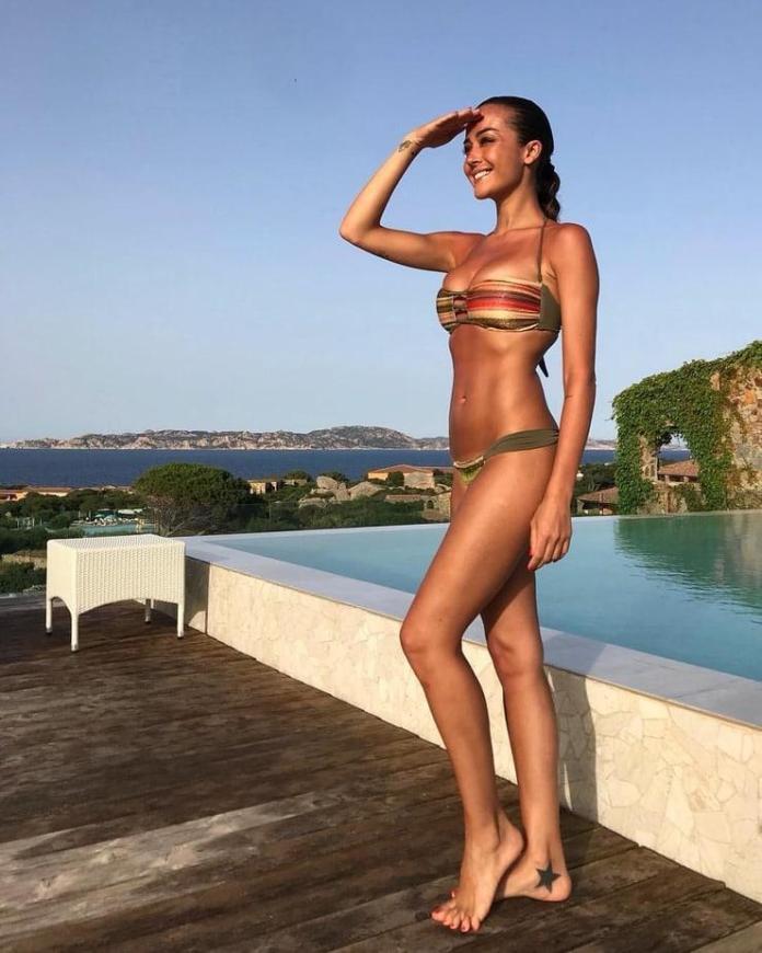 Giorgia Palmas bikini photo