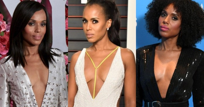 41 Hot & Sexy Pictures Of Kerry Washington