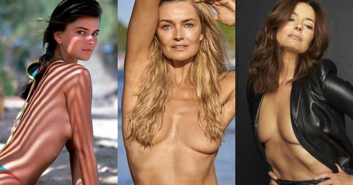 41 Hot & Sexy Pictures Of Paulina Porizkova