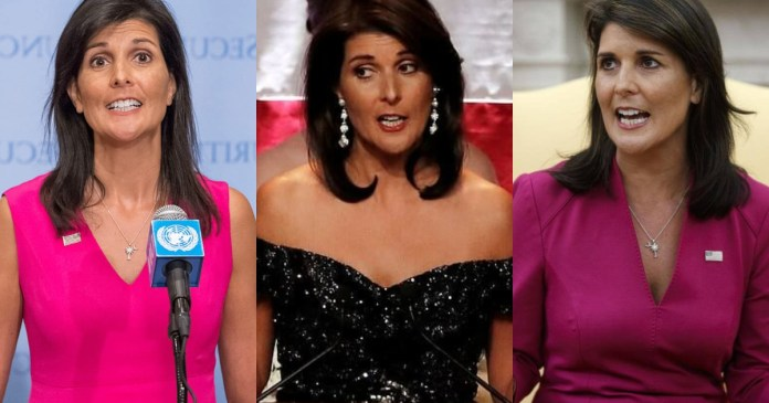 41 Hottest Pictures Of Nikki Haley
