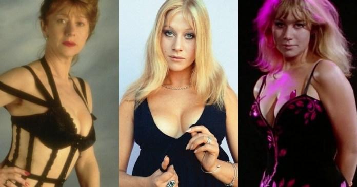 41 Sexiest Pictures Of Helen Mirren