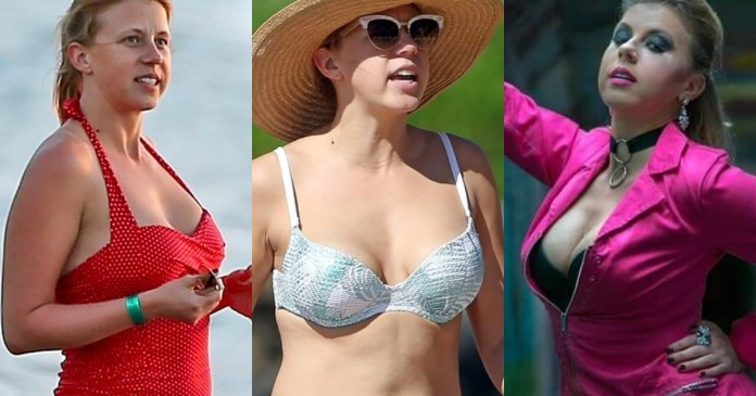 41 Sexiest Pictures Of Jodie Sweetin
