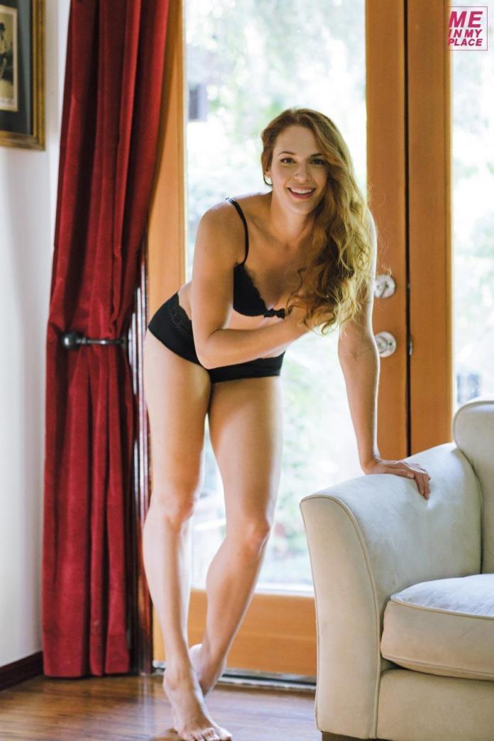 Amanda Righetti hot look