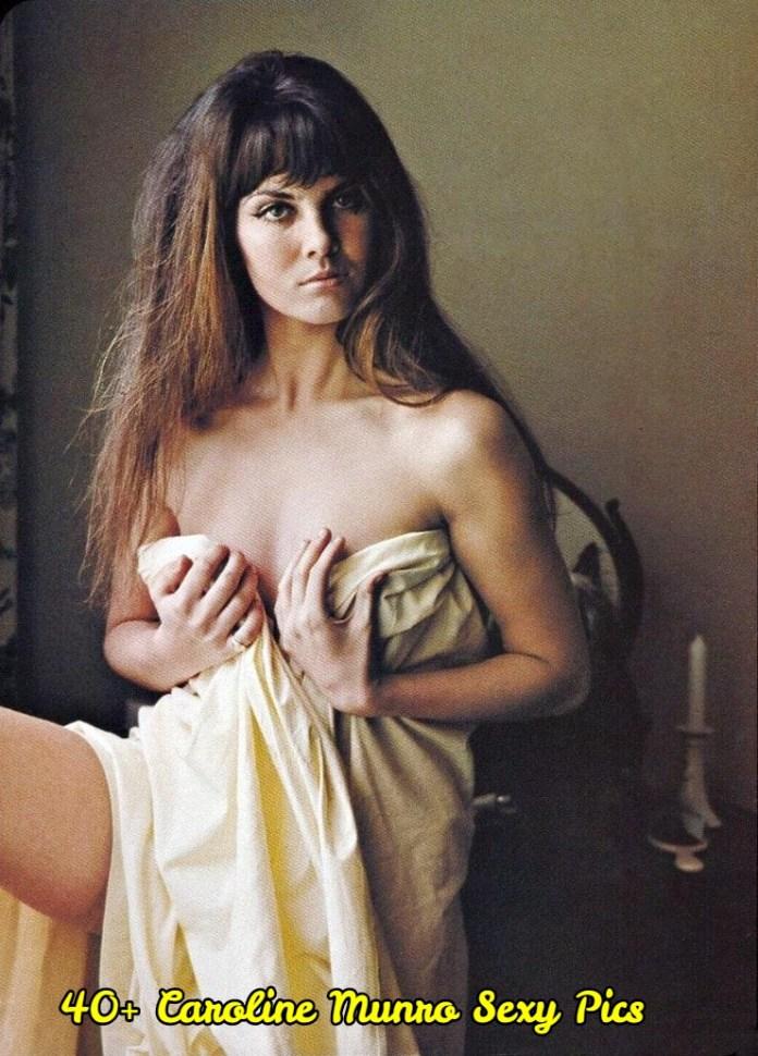 Caroline Munro sexy pictures
