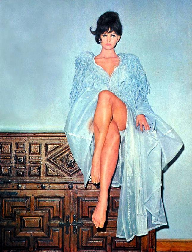 Claudia Cardinale hot